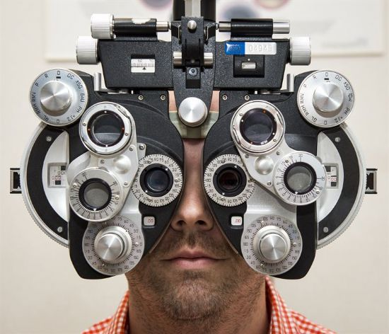 Ophthalmic Optometry Optician